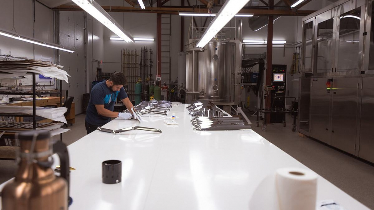 Electroplating and PVD Coating in Oregon | Bend Plating
